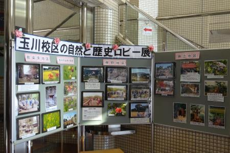 Downloadsロビー展2